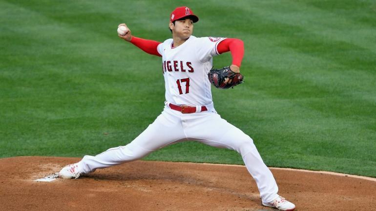 Shohei Ohtani Los Angeles Angels